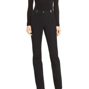 St. John Sport by Marie Gray High Rise Black Jeans